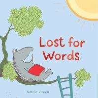 Lost for words Book cover