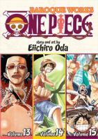 One piece. Vol. 13-14-15  Cover Image