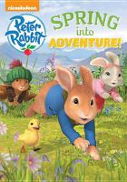 Peter Rabbit, Spring into adventure! Book cover