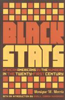 Go to record Black stats : African Americans by the numbers in the twen...
