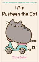 I am Pusheen the cat Book cover