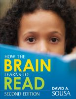 Go to record How the brain learns to read