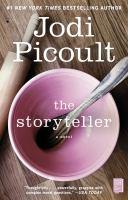 The storyteller : a novel Book cover