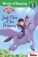 Just one of the princes Book cover