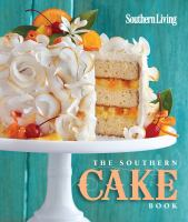 The Southern cake book. Book cover