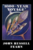 1,000-year voyage  Cover Image
