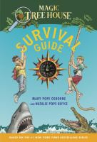 Magic tree house survival guide Book cover