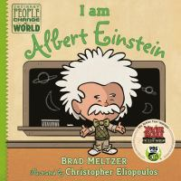 I am Albert Einstein  Cover Image
