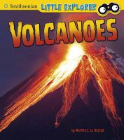Volcanoes Book cover