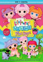 Lalaloopsy babies. First steps! Book cover