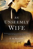 An unseemly wife Book cover