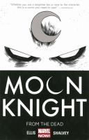 Moon knight  Cover Image