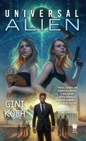 Universal alien  Cover Image