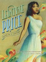 Leontyne Price : voice of a century  Cover Image