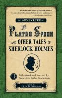 Go to record The adventure of the plated spoon and other tales of Sherl...