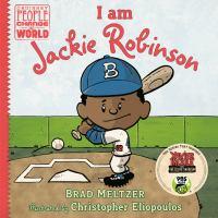 I am Jackie Robinson  Cover Image