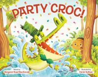 Party croc! : a folktale from Zimbabwe Book cover