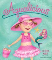 Aqualicious Book cover