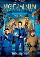 Night at the museum. Secret of the tomb  Cover Image