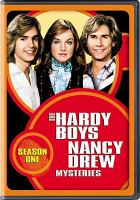 The Hardy Boys Nancy Drew mysteries. Season one. Cover Image