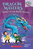 Secret of the water dragon Book cover