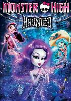 Monster High. Haunted Book cover