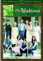 The Waltons. The complete seventh season Book cover