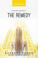 The Remedy Book cover