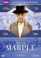 Agatha Christie's Miss Marple. Volume 1. Cover Image