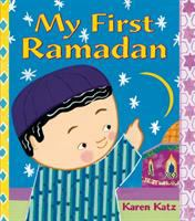 My first ramadan. Book cover