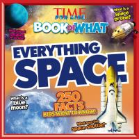 Everything space Book cover