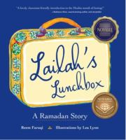Lailah's lunchbox : a Ramadan story Book cover