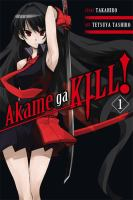 Akame ga KILL! Book cover