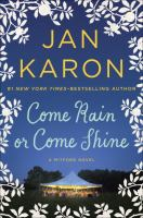 Come rain or come shine  Cover Image