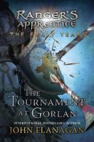 The Tournament at Gorlan Book cover