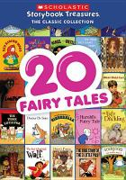 20 fairy tales. Book cover
