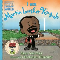 I am Martin Luther King, Jr. Book cover