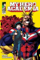My hero academia Book cover