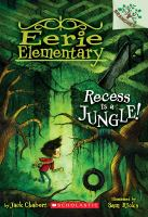 Recess is a jungle! Book cover
