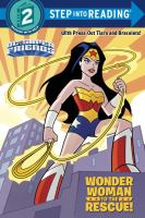 Go to record Wonder Woman to the rescue!