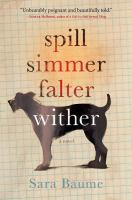 Spill simmer falter wither  Cover Image