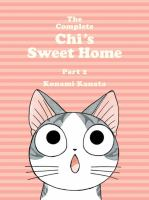Go to record The complete Chi's sweet home. Part 2 / Konami Kanata ; tr...