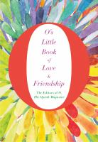 Go to record O's little book of love & friendship