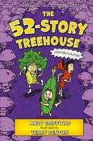 The 52-story treehouse Book cover