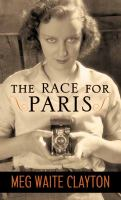 The race for Paris Book cover