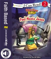 Paul meets Jesus Book cover