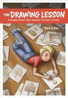 Go to record The drawing lesson : a graphic novel that teaches you how ...