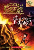 The science fair is freaky! Book cover
