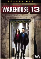 Warehouse 13. season one Book cover