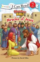 Miracles of Jesus Book cover